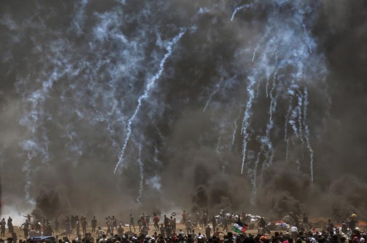 У сутичках на кордоні з Сектором Гази загинули вже 58 людей