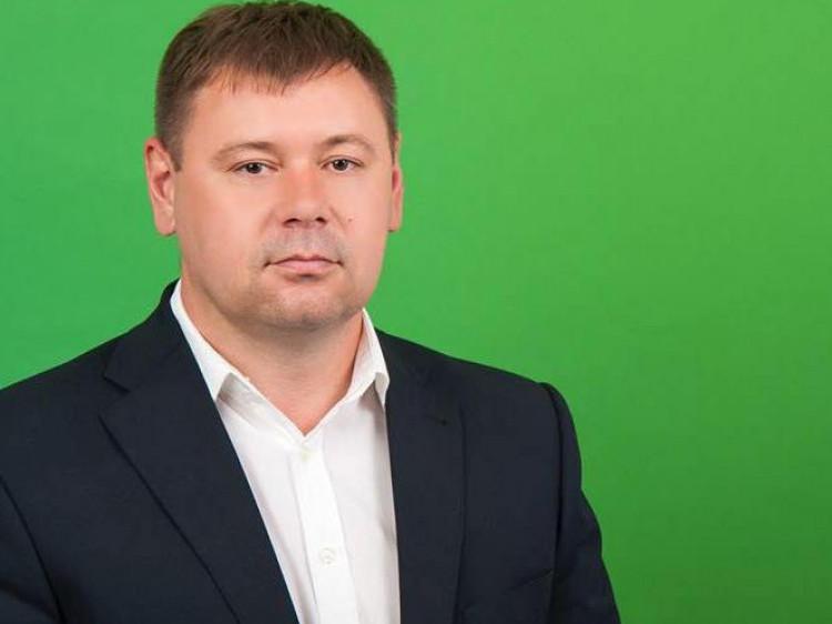 Депутат Волиньради будує торговий центр