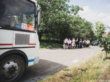 На Волині оштрафували водія рейсового автобуса за відхилення від маршруту