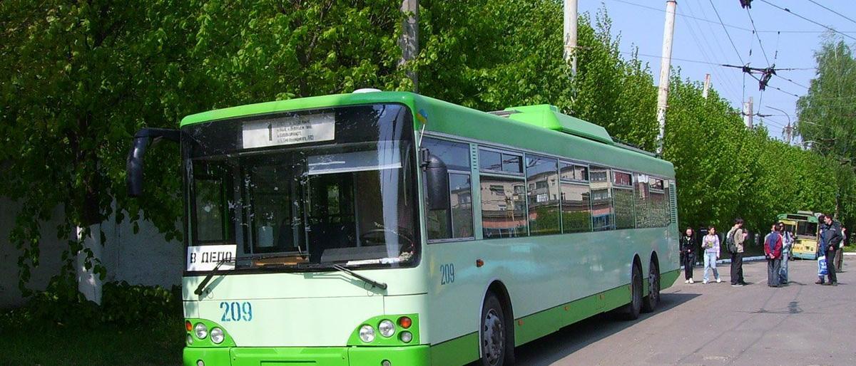 Проїзд у луцьких тролейбусах може подорожчати