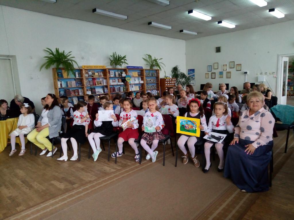 У Луцьку дітлахам презентували «Сонячні історії». ФОТО