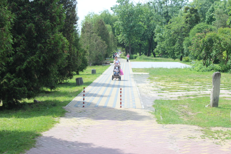 У центальному парку Луцька з'явиться міст закоханих
