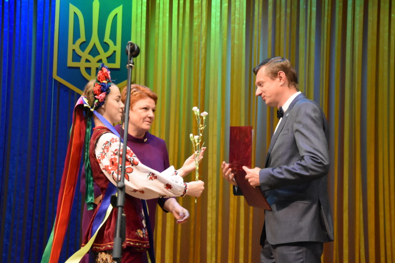 У Луцьку нагородили переможців конкурсу «Учитель року – 2018». ФОТО