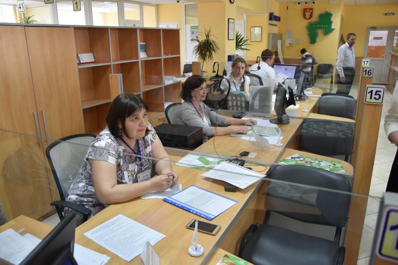 У луцькому ЦНАПі відкрили представництво Пенсійного фонду