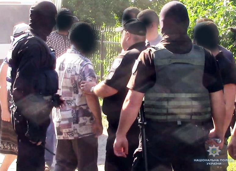 Волинянам, які чинили опір поліції загрожує до двох років тюрми