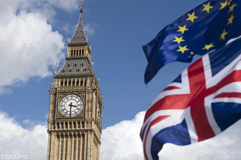 У Британії набув чинності закон про вихід з ЄС