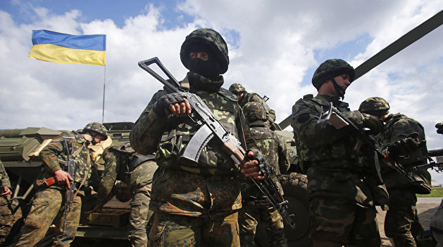 У Луцьку популяризуватимуть контрактну службу у Збройних Силах України