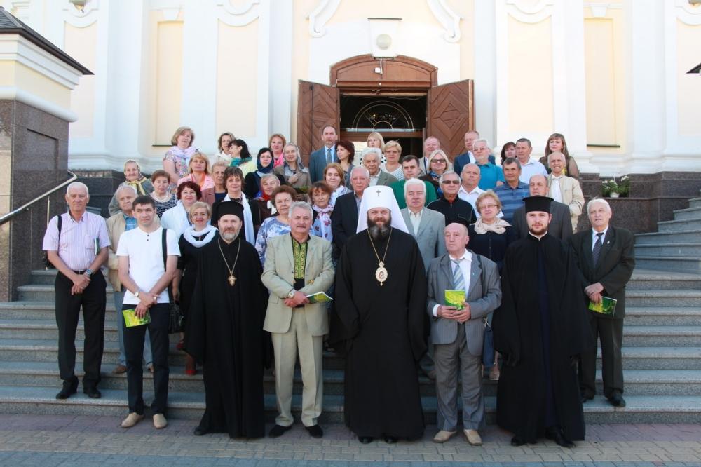 У Луцьку пройшла молитва за журналістів. ФОТО. ВІДЕО