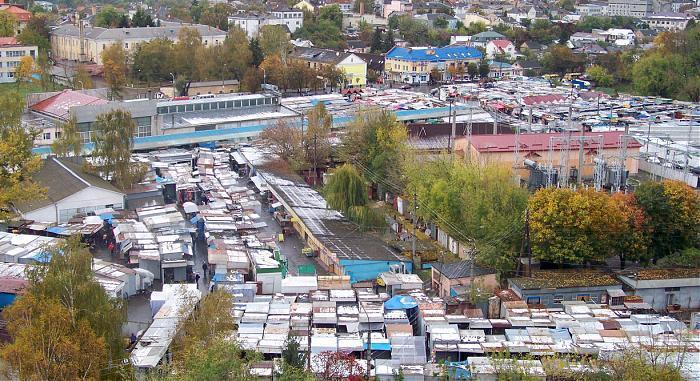 У Луцьку на виконкомі розглянуть вартість оренди торгової площі на ринку