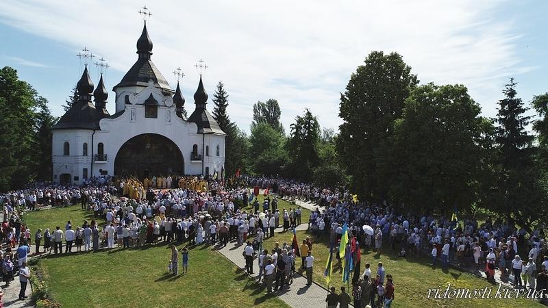 На Волині вшанували пам'ять загиблих у битві під Берестечком