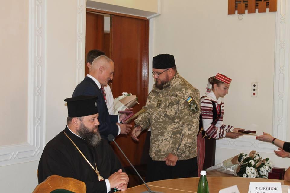 Владика Михаїл увійшов до складу колегії Волинської ОДА
