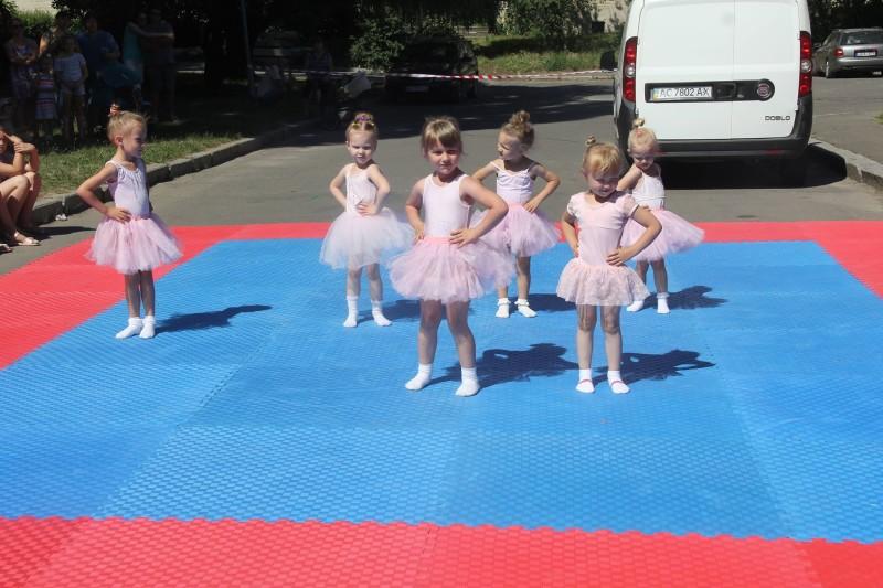 Як у Луцьку відзначили Міжнародний день захисту дітей. ФОТО