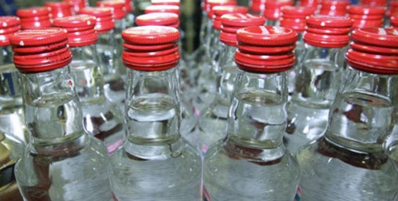 У Луцьку виявили підпільний цех з виготовлення алкогольного сурогату