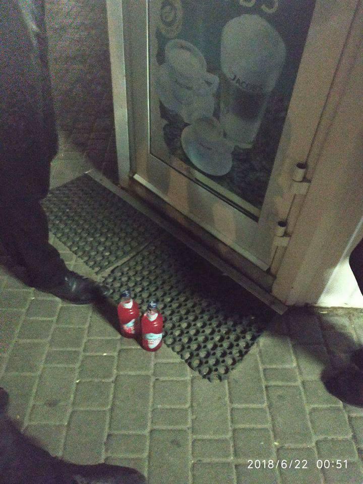 У Луцьку магазин попався на продажі «нічного» алкоголю