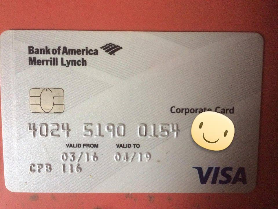 У Луцьку розшукують власника картки американського банку
