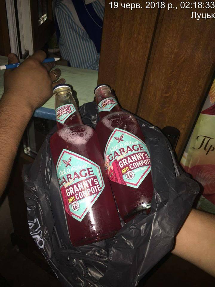 У Луцьку покарали магазин за «нічний» алкоголь