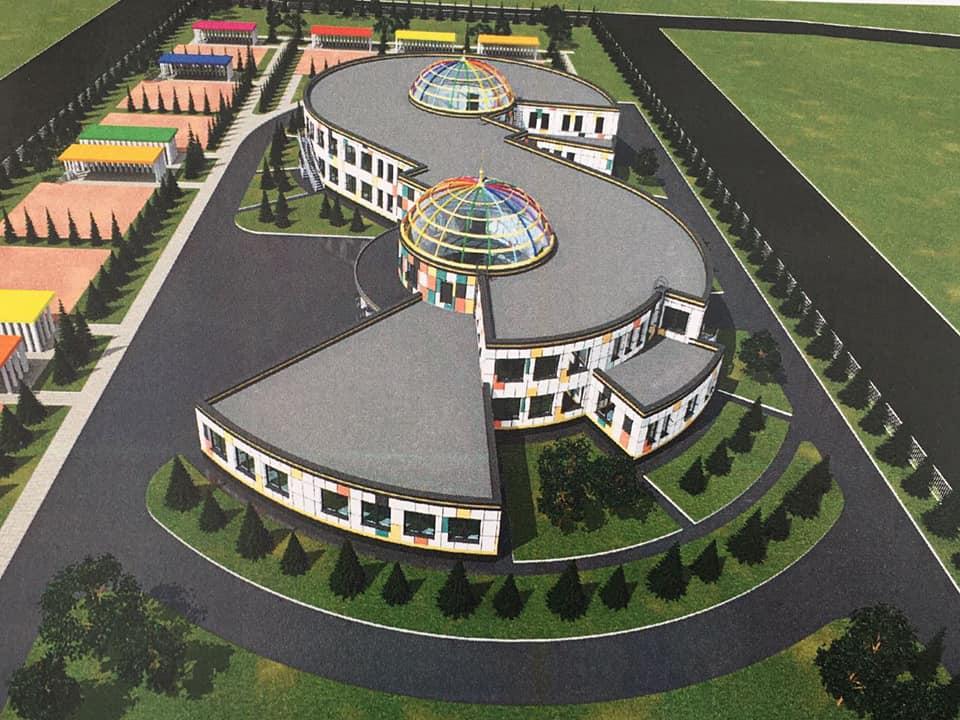 У Княгининівській ОТГ хочуть побудують надсучасний дошкільний заклад. ФОТО