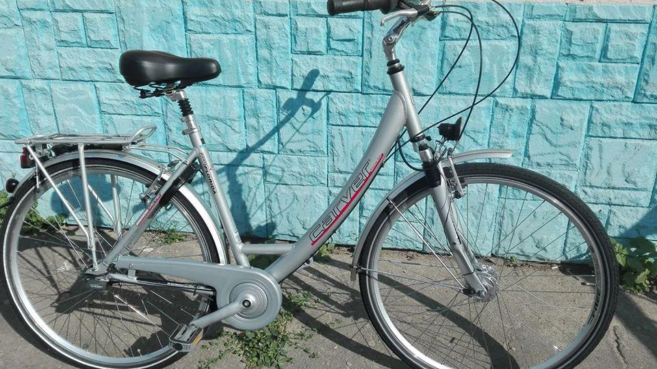 На Волині у жінки з-під магазину викрали велосипед