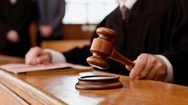 Засудили чоловіка, який із ножем вимагав у знайомого гроші