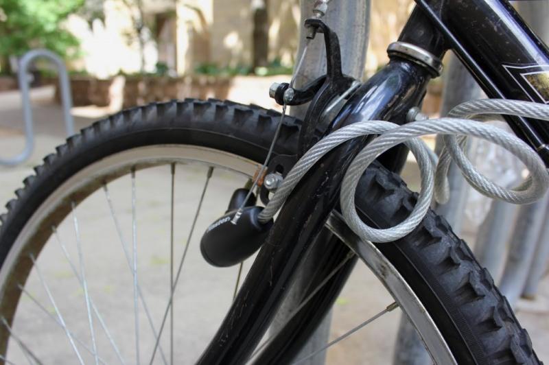 На Волині підліток вкрав велосипед і ноутбук