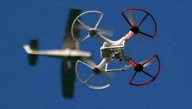 В Україні ввели обмеження на польоти дронів