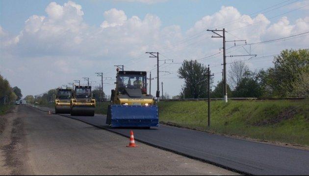 Завод на Луганщині відновив виробництво асфальту після п'яти років простою