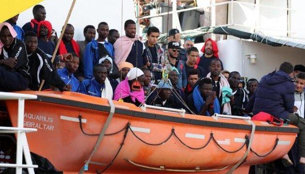 У Середземному морі врятували 160 мігрантів