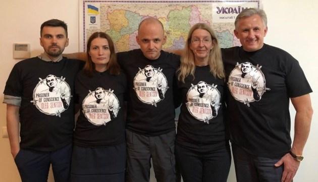 МОЗ долучилося до глобальної кампанії за звільнення Сенцова