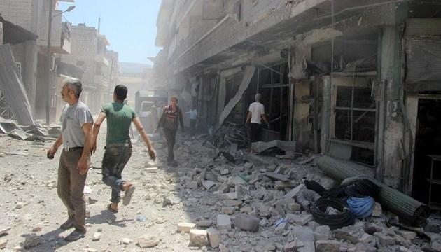 Під удар в Сирії потрапила дитяча лікарня, загинули троє неповнолітніх