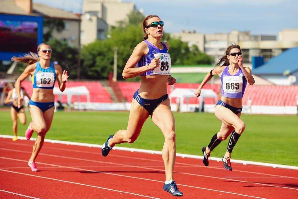 Волинь – друга в командному заліку на чемпіонаті України з легкої атлетики