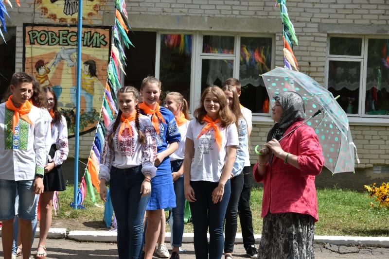Розпочали новий сезон літньої школи «Ерудит». ФОТО