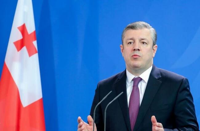 Прем'єр Грузії подав у відставку