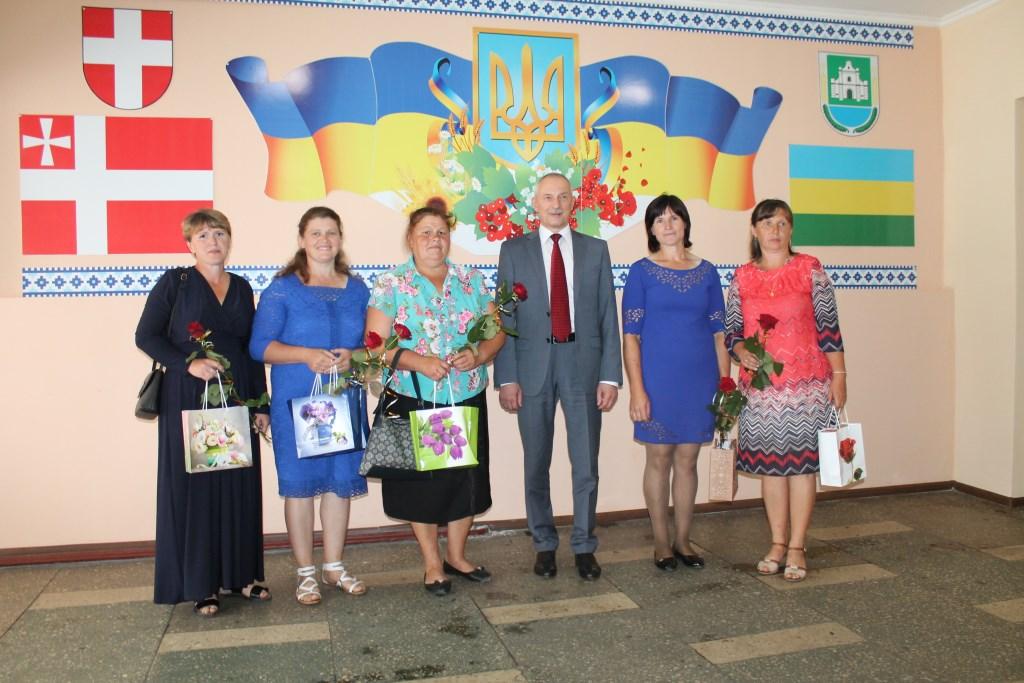 На Любешівщині відзначили одинадцятьох матерів-героїнь. ФОТО