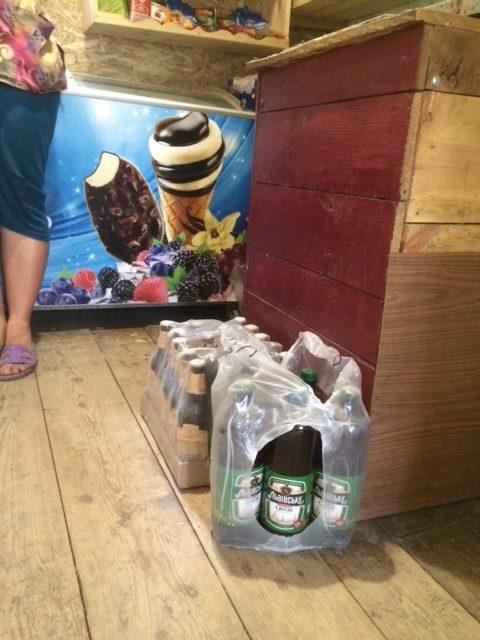 У двох районах Волині покарали магазини, які торгували алкоголем без ліцензії