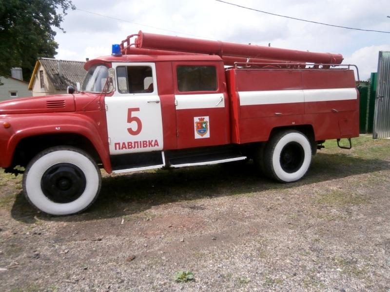 На Волині ще одна громада отримала пожежний автомобіль