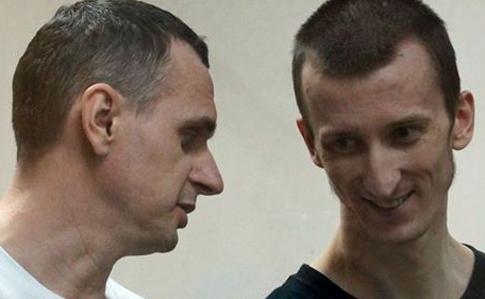 #FreeSentsov: В Україні та світі проходять акції на підтримку політв'язнів