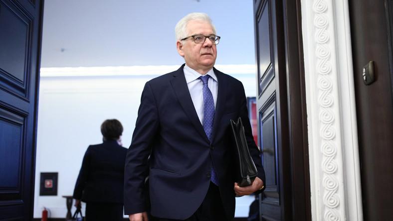 Глава МЗС Польщі підтримав негайну зміну скандального закону про Інститут нацпам'яті
