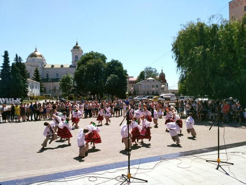 У Луцьку провели фестиваль ідей дозвілля для дітей. ФОТО