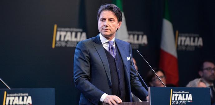 Прем'єр Італії виступає за перегляд санкцій проти Росії
