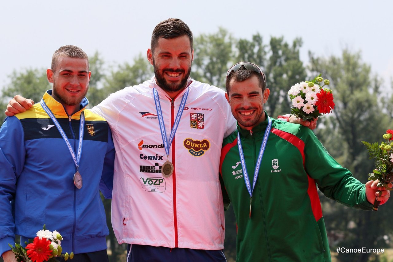 Українські веслувальники виграли три медалі чемпіонату Європи