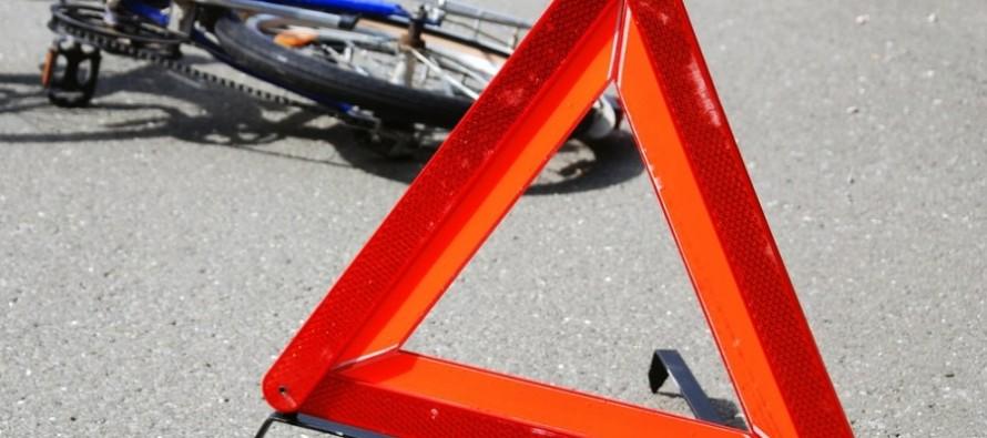 На Волині мотоцикліст збив велосипедиста