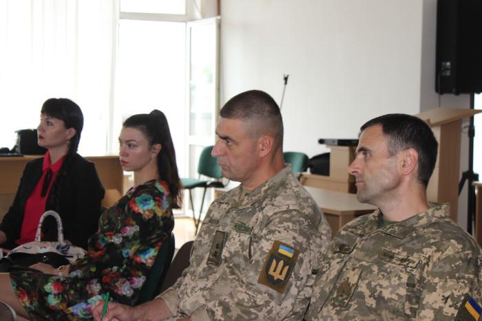 У Луцьку звільнені військовослужбовці пройдуть курс професійної перепідготовки