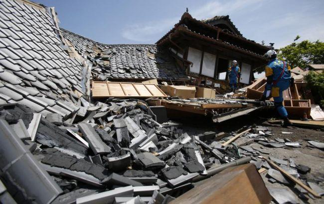 В Японії стався землетрус магнітудою 4,7