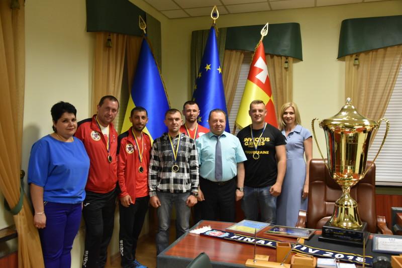 У Луцьку нагородили переможців всеукраїнського турніру з футболу. ФОТО