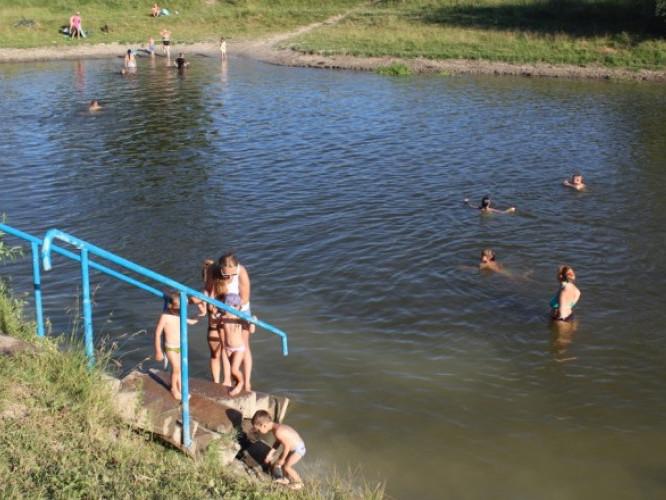 Де на Волині небезпечно купатися. ПЕРЕЛІК