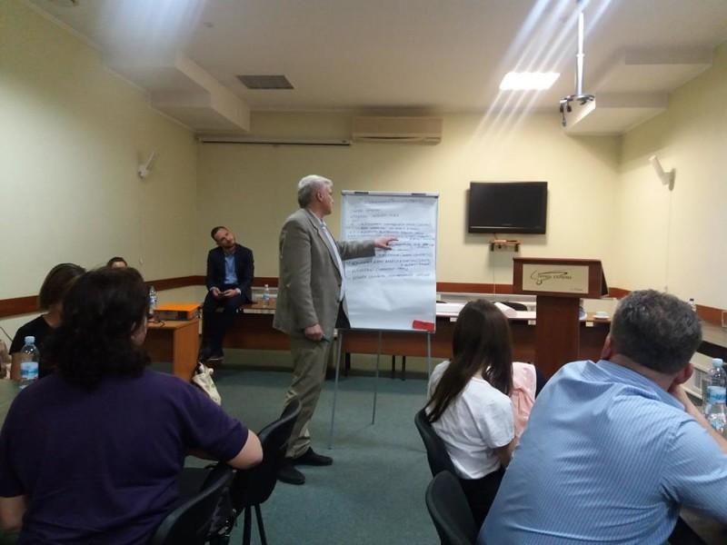 Експерти із Любліна поділились з лучанами досвідом ефективного управління місцевим розвитком