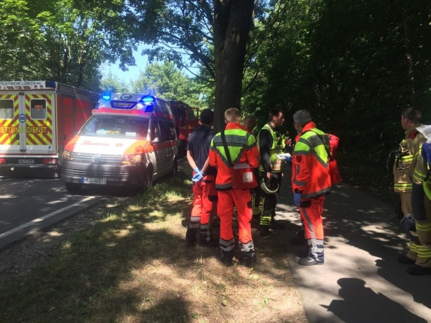 У Німеччині чоловік влаштував різанину в автобусі, 14 поранених