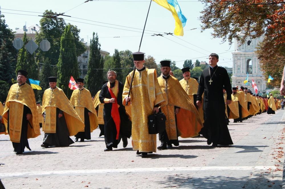 Волиняни – на ювілеї хрещення Русі-України. ФОТО
