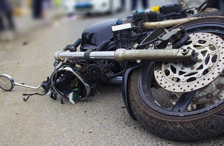 На Волині мотоцикліст зіткнувся з підводою
