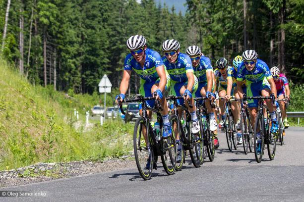 Волиняни успішно виступили на чемпіонаті України з велоспорту